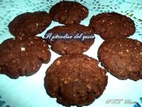 Biscotti al cioccolato con mandorle