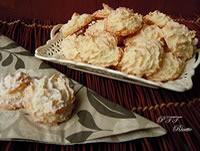 Biscotti al cocco e limone