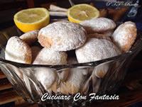 Biscotti al limone facili