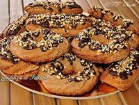 Biscotti burro e nocciole