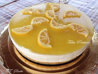 Cheesecake al limoncello
