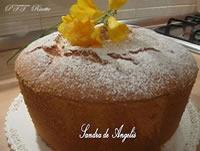 Chiffon cake alla nocciola