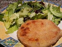 Cordon bleu di patate e tonno