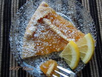 Crostata di limone