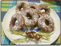 Donuts al cacao