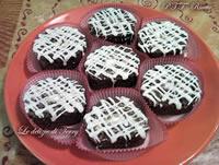 Girelle con nutella bianca e cioccolato bianco