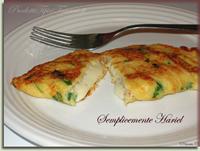 Piccole omelette rinforzate