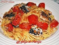 Spaghetti alle sardine