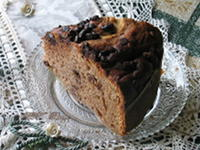 Torta di farina di castagne