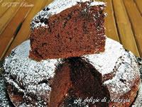 Torta express al cacao