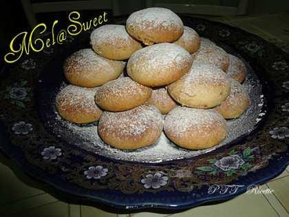 Biscotti Ghribas al sesamo