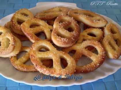 Bretzel dolci