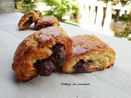 Fagottini Pain au chocolate