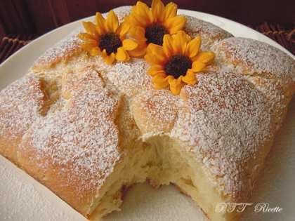 Pan brioche al limone senza burro