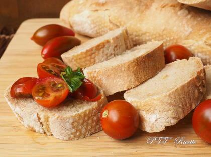 Baguette di farina tipo 1 e 65% idratazione