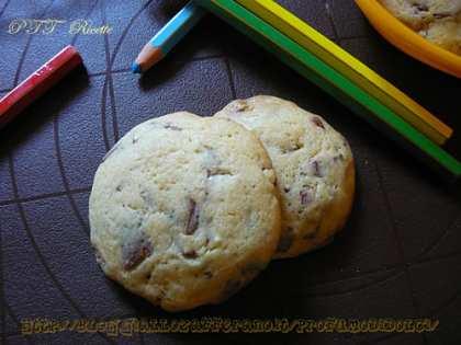 Biscotti agli Ovetti Kinder