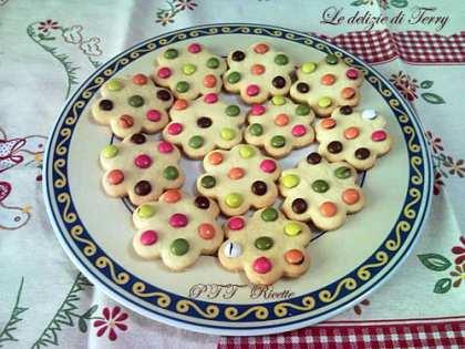 Biscotti al burro Arlecchino