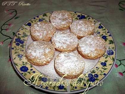Biscotti al burro profumati alla vaniglia