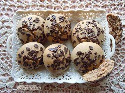 Biscotti per colazione al cacao