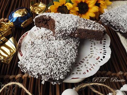 Biscotti al cacao light senza glutine