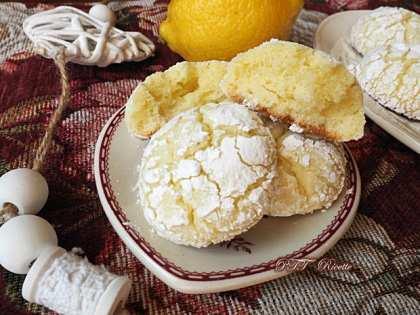 Biscotti al limone senza glutine