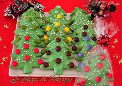 Biscotti austriaci natalizi