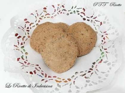 Biscotti cocco, cioccolato e vaniglia