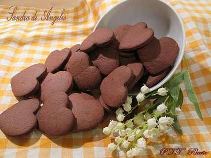 Biscotti cuore batticuore