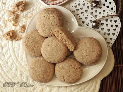 Biscotti da latte alla cannella