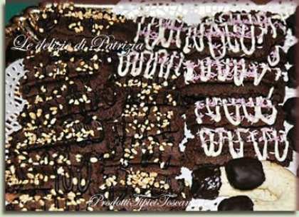 Biscotti di burro al cacao