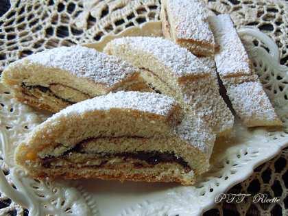 Biscotti dietetici con cacao