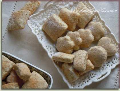 Biscotti dietetici con crusca
