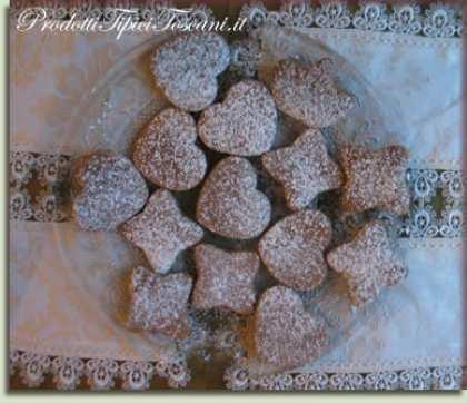 Biscotti di farina di castagne e Plasmon