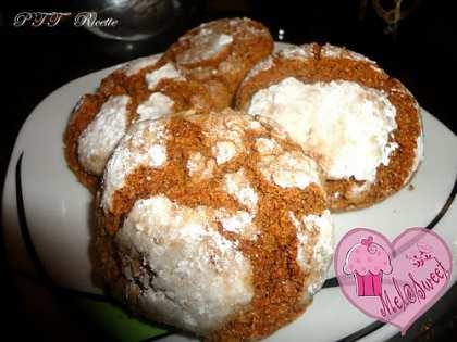 Biscotti Ghribas di sesamo