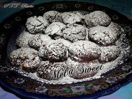Biscotti Halwa BilGargaa cioccolato e noci