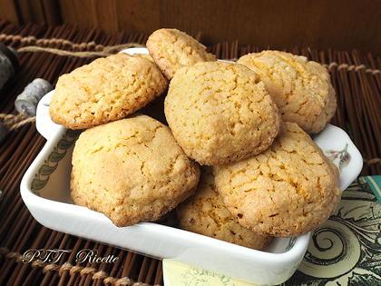 Biscotti senza glutine alla cannella