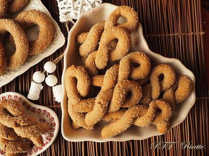 Biscotti senza glutine con farina di castagne