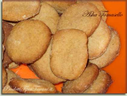 Biscotti zenzero e cannella