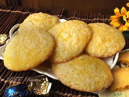 Biscottoni di mais senza glutine