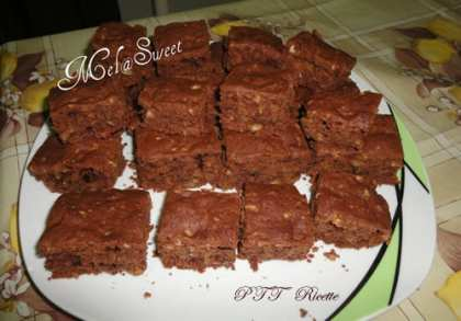 Brownies alle mandorle