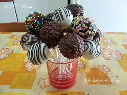 Cake pops golosi