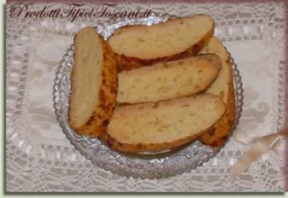 Cantucci all'arancia