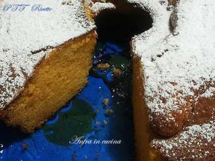 Carrot cake (torta alle carote)