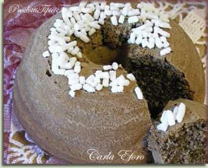 Ciambellina di grano saraceno e nocciole gluten free