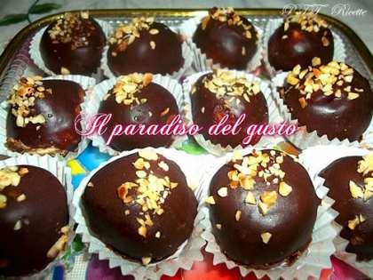 Cioccolatini cuore d'oro