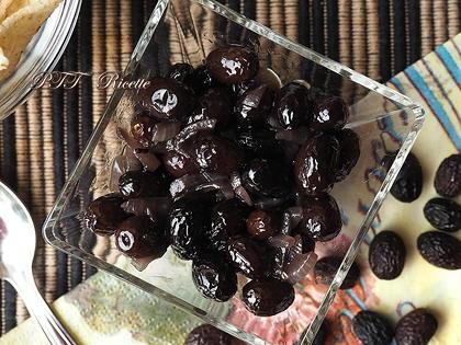Come congelare le Olive nere da olio