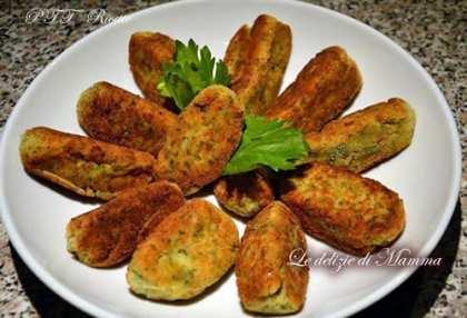 Crocchette di patate e zucchine