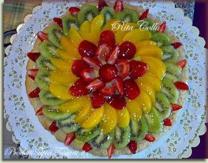 Crostata alla frutta