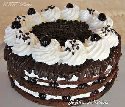 Foresta nera torta