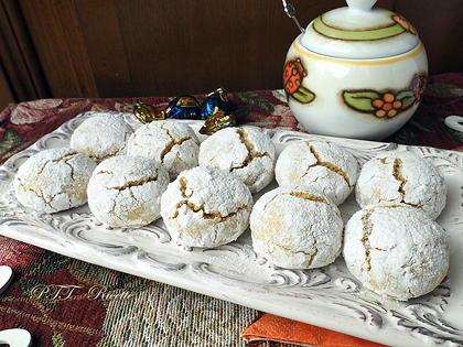 Ghoriba biscotti marocchini con semola